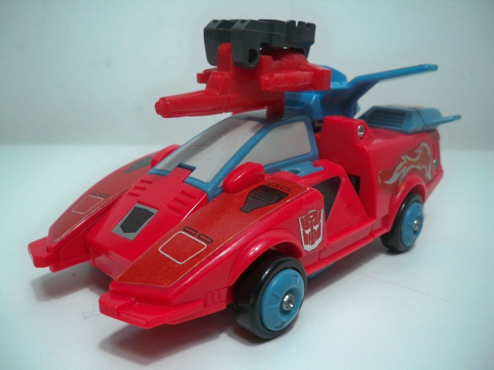 K172894 POINTBLANK LOOSE W  PEACEMAKER PEACEMAKER PEACEMAKER G1 TRANSFORMERS VINTAGE 100% COMPLETE 55bc8b