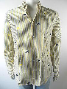 Bikkembergs-Bluse-Herren-Shirt-Hemd-10X622-Neu-XXL