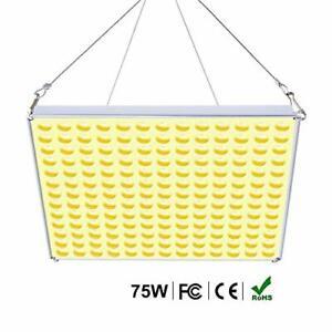 Roleadro 75W LED Coltivazione Indoor Grow Light per Grow Box/Idroponica Kit/S...
