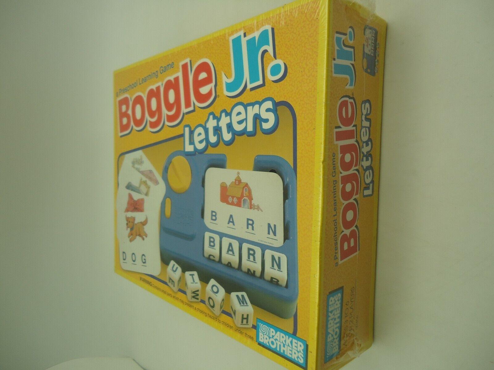 Boggle Boggle Boggle Jr. Letters Preschool Learning gioco giocattolo d4e18f