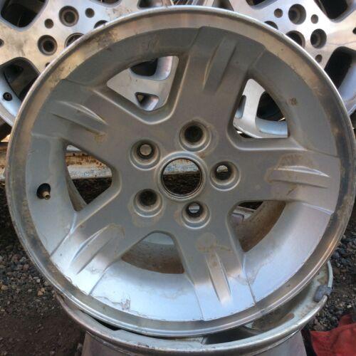 """Jeep Wrangler Ravine Wheel 5 Spoke Raised 15X8 15/"""" Rim Aluminium TJ LJ 1997-2006"""