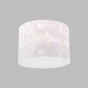 New handmade lampshade with laura ashley josette amethyst wallpaper image is loading new handmade lampshade with laura ashley josette amethyst mozeypictures Choice Image