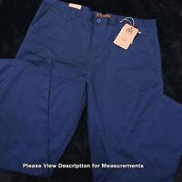 Blue Rag Mens Pants Size 42w 34l Navy