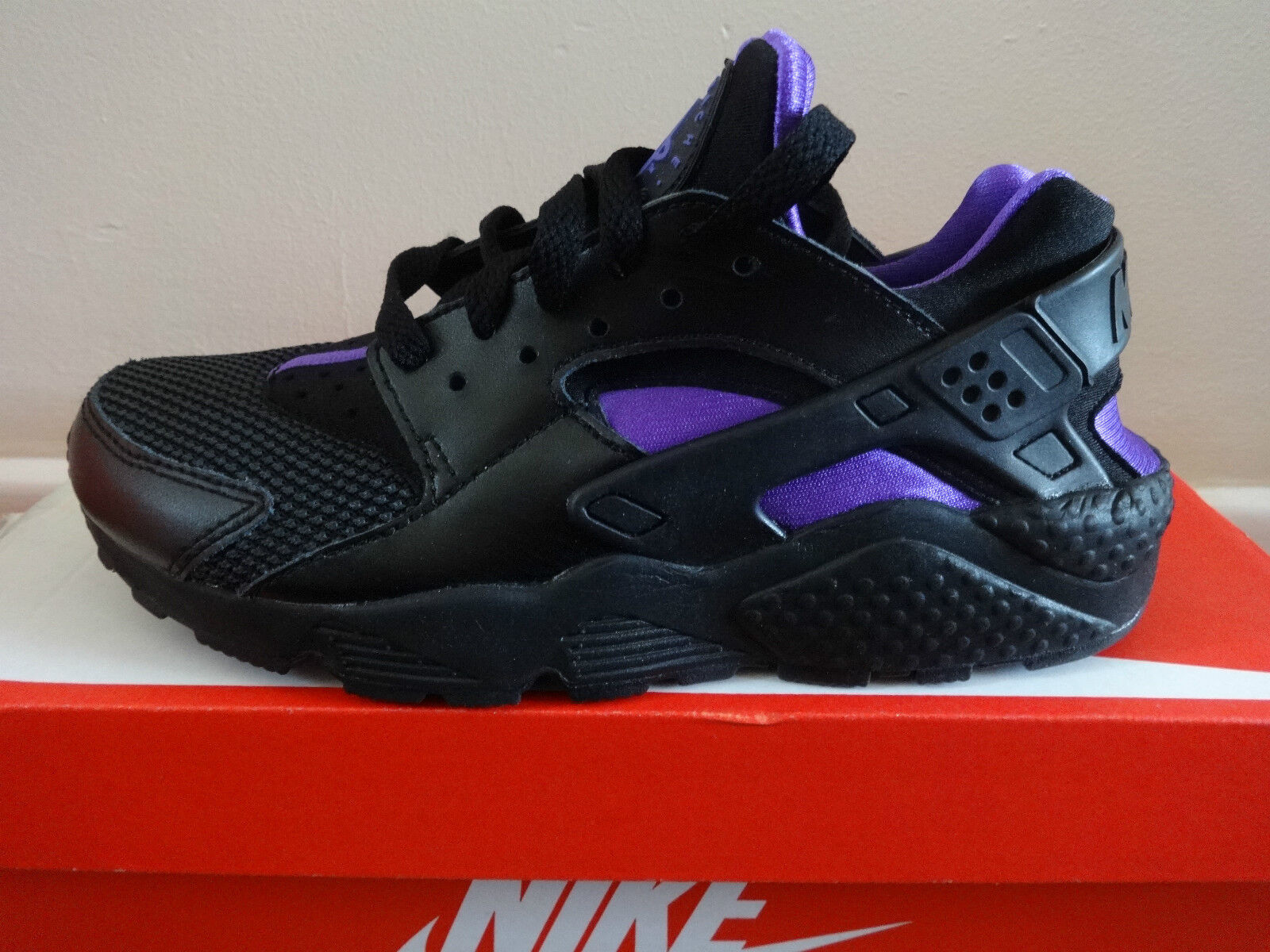 Nike Air huarache  Femme  trainers634835 005 uk 4 eu 37.5 us 6.5 new in box