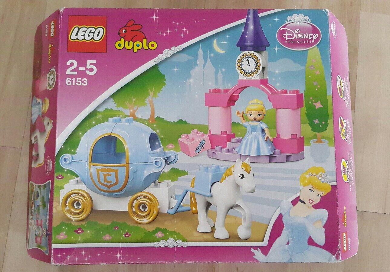 Lego Duplo 6153 Cinderellas Prinzessinenkutsche