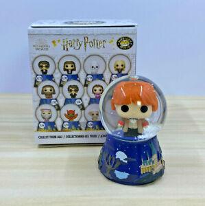 Harry Potter Snow Globe Funko Mystery Minis Vinyl Figures Ron Weasley 1//6