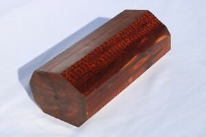 Snakewood-Cue-Log-Bowl-Knife-Guitar-Luthier-Exotic-Tone-Board-Wood-Lumber-Blank