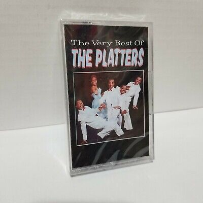 THE PLATTERS The Very Best Of Cassette Tape Mercury Records SEALED