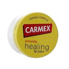 Carmex Bulk Ointment Classic Lip Balm Original Jar (case of 12) 0.25 oz size
