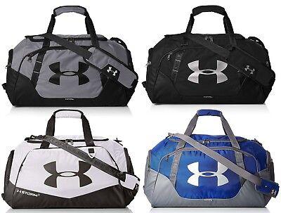 edfddda90 Under Armour UA Undeniable 3.0 Duffle Bag Gym All Sport Bags NEW