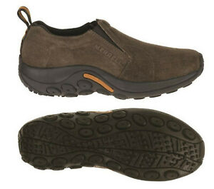 Merrell-Mens-Suede-Shoes-Merrell-Jungle-Moc-Walking-Hiking-Shoes-Trainers-6-15