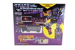 Transformers G1 Menasor reissue brand new Gift enhanced package without BOX