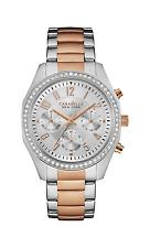 Caravelle by Bulova New York Ladies 45L148 Rose Gold Bracelet Watch NEW RRP£99