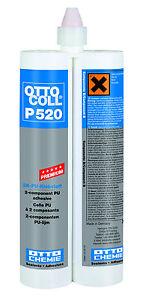 ottocoll-P520-1-min-x-2-310ml-JAUNE-OLIVE-zahharter-2k-pu-adhesif