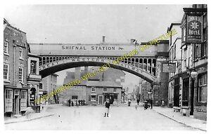 Shifnal-Railway-Station-Photo-Wellington-Albrighton-Wolverhampton-Line-4