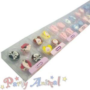 Culpitt-EDIBLE-CUPCAKE-TOPPERS-Handmade-Sugar-Piping-Cake-Decorating-Set-of-12