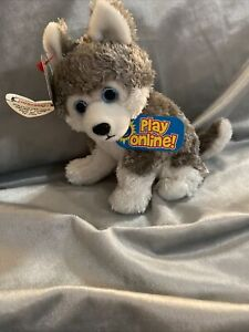 TY Beanie Baby - SLEDDER the Husky (6.5 inch) *NM TAG*