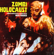 ZOMBI HOLOCAUST - COMPLETE SCORE - LIMITED 500 - NICO FIDENCO