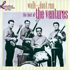 Walk Don't Run : The Best of the Ventures by The Ventures (CD, Jul-1996, EMI Music Distribution)
