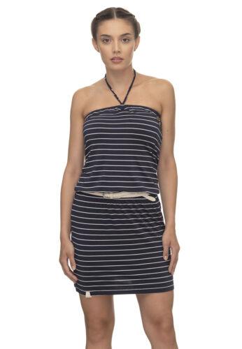Ragwear Kleid Damen CHICKA 2011-20001 Blau Navy 2028