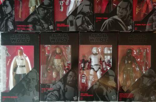 "STAR Wars Black Series 6/"" inch action figure GRATIS P/&P Nuovo di Zecca"