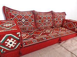 Orientalische Sitzecke Floor Seating Arabic Floor Sofa Majlis