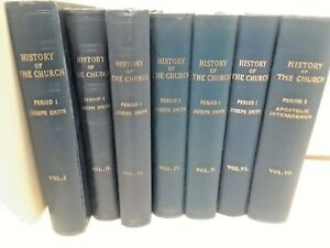 History-of-the-Church-7-Volume-Set-Hardback-Mormon-LDS