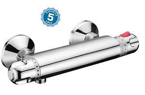 Grifo termostatico de ba/ñera con 5 a/ños de garantia