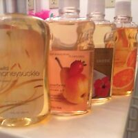 Bath & Body Works Discontinued - Factory Sealed Shower Gels (hard To Find)