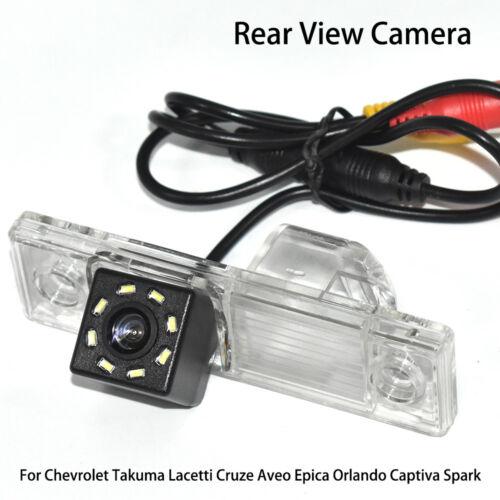 Car Rear View Reverse Back Up Camera for Chevrolet Epica Orlando Captiva Spark