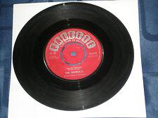 "THE WAIKIKIS - HAWAII TATTOO - RARE 1961 PALETTE 7"" SINGLE - ROCK'N'ROLL GEM"