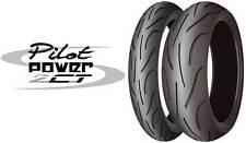 Pneumatici Moto Michelin Pilot Power 2CT Nuovi Coppia Gomme 120 + 180