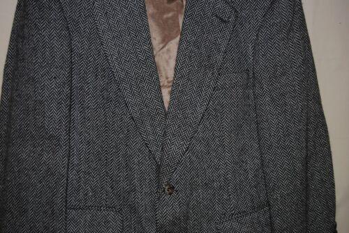 grigio scialle Blazer taglia di Lana 42 uomo nero Shale Mark Cappotto con da tqRq8f