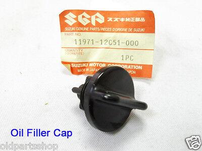 11971-25D00-000 RM DR RV GSX-R GS Suzuki Genuine Part Engine Oil Filler Plug