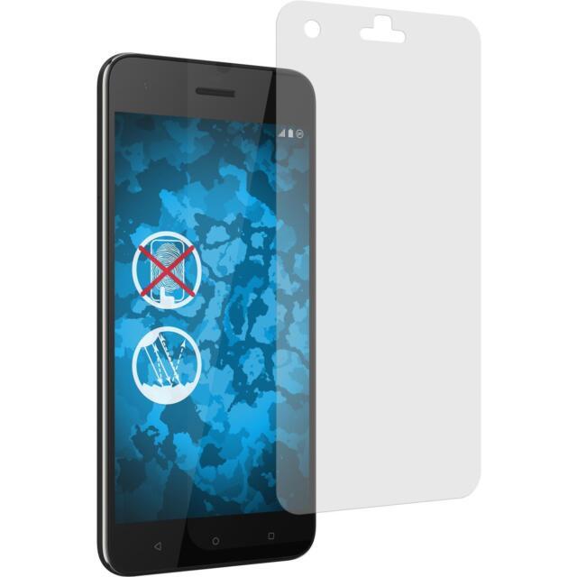 2 x HTC Desire 10 Pro Protection Film anti-glare (matte)