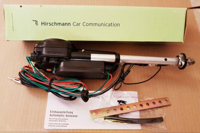 MERCEDES w126 antenna automatica sostituzione di Hirschmann Automatic Antenna MOTORE