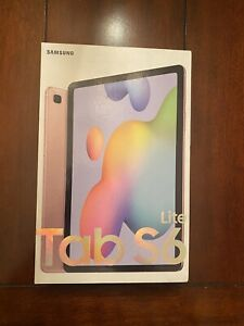 "Samsung - Galaxy Tab S6 Lite - 10.4"" - 128GB - Chiffon Rose"