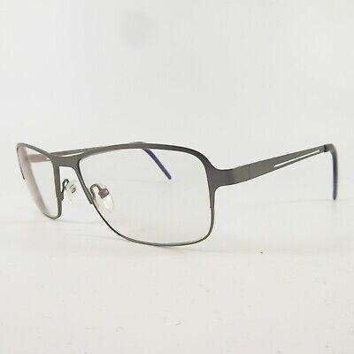 100% Wahr In Stil Isam09 Kompletter Rand E8537 Verwendet Brille Rahmen - Brille Im In- Und Ausland FüR Exquisite Verarbeitung, Gekonntes Stricken Und Elegantes Design BerüHmt Zu Sein