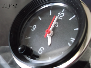 Luch-Quartz-Car-Dashboard-Clock-Round-Retro-Restoration-old-school-12V-2021