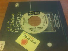 "7"" JB MATIA BAZAR CAVALLO BIANCO THE STYLISTICS FUNKY WEEKEND ITALY PS 1975 DST"