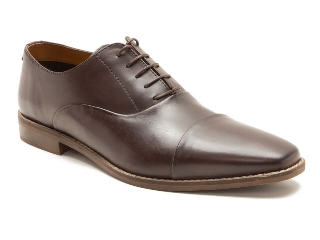 Red Tape Stanton Brown Men's Leather