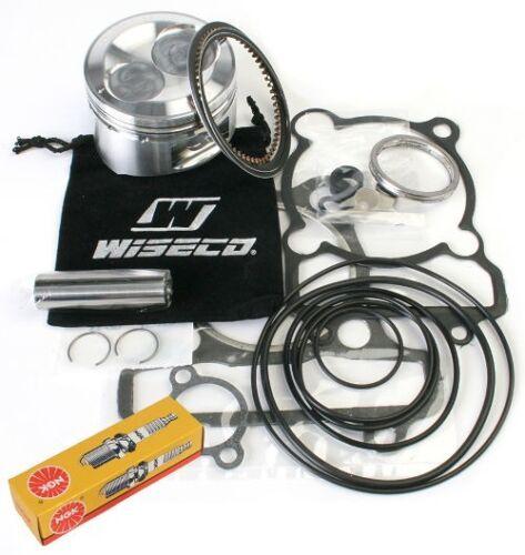 71.5mm Piston Top End Gaskets Spark Plug Yamaha YFB250 Bear Tracker  2000-2002
