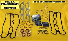 NEU ORG OPEL XXL Dichtsatz Zylinderkopf Vectra B 2,6 i V6 Y26SE Zylinderkopfsatz