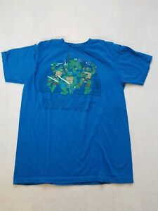 241b7964 Teenage Mutant Ninja Turtles Vintage Strictly For My Ninjas T-shirt ...