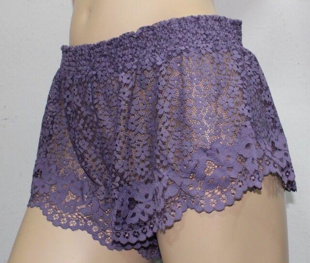 3576682d3b Victoria s Secret Intimates Lace Sleeping Shorts Sleepwear Sz Large ...