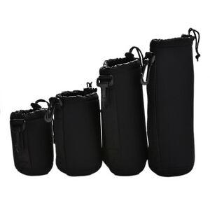 4pcs-Neoprene-Soft-Protector-Lens-Pouch-Case-Bag-S-M-L-XL-Set-for-DSLR-Camera-FO
