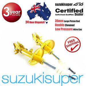 2 Front Struts Mazda 323 BA 7/94-8/98 Sedan & Hatch  GT Gas Shock Absorbers