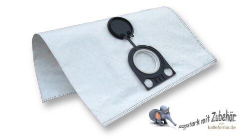 5 SACCHI FILTRO adatto per STARMIX GS 1032 HK Sacchetto per Aspirapolvere Sacchetti Polvere