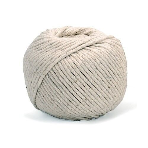 16 Ply Butchers Twine String -  600 Feet/ball - Poly-Cotton Blend Baking Kitchen
