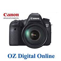 Canon Eos 6d +24-70mm F/4.0l Kits 20.2mp Full Frame Dslr Camera 1 Yr Auwty